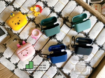 Hộp tai nghe Airpod Pro color